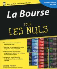 La Bourse pour les Nuls 3e édition
