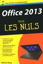 Office 2013 poche pour les Nuls