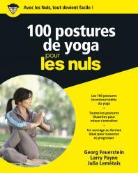 100 Postures de yoga Poche Pour les Nuls