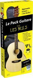 Le Pack Guitare Pour les Nuls