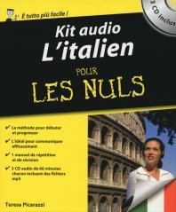Kit audio - L'Italien Pour les nuls