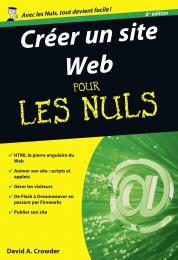 Créer un site Web Pour les Nuls, 8e édition