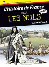 L'Histoire de France pour les Nuls en BD, tome 7
