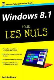 Windows 8.1 Poche Pour les Nuls, nouvelle édition