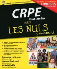 CRPE pour les Nuls, nouvelle édition