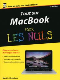 Tout sur MacBook, Pro Air retina pour les Nuls, 2e édition