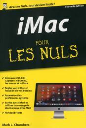 Mac, iMac, MacBook pour les Nuls poche