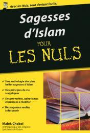 Sagesses d'Islam pour les Nuls poche