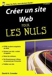 Créer un Site Web pour les Nuls poche, 9e