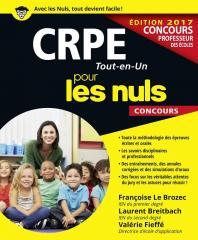 CRPE Tout-en-Un pour les Nuls Concours, édition 2017