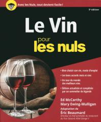 Le Vin pour les Nuls grand format, 9e édition