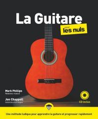 La guitare pour les nuls, 3e éd.