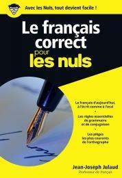 Français correct Poche pour les Nuls (Le)