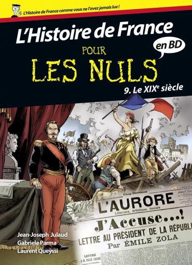 Histoire de France Pour les Nuls - BD Tome 9