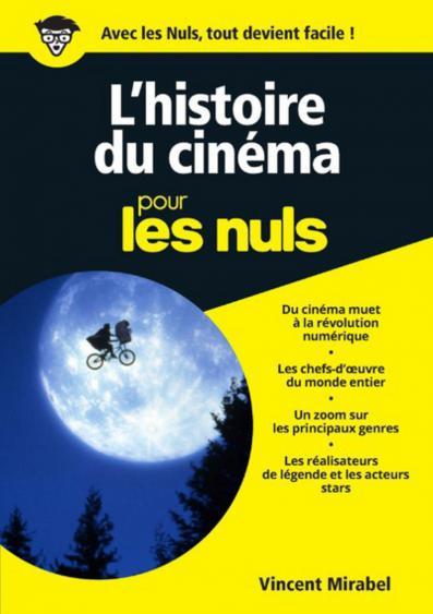 L'Histoire du cinéma pour les Nuls grand format, 2e édition