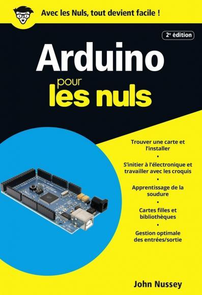 Arduino pour les Nuls poche, 2e édition