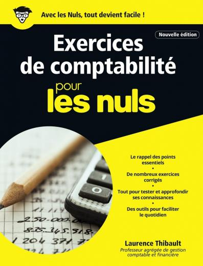 Exercices de comptabilité pour les nuls, 2e édition