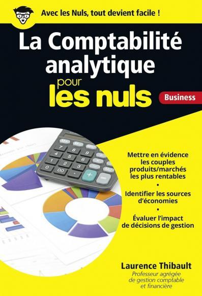 La Comptabilité analytique pour les Nuls Business