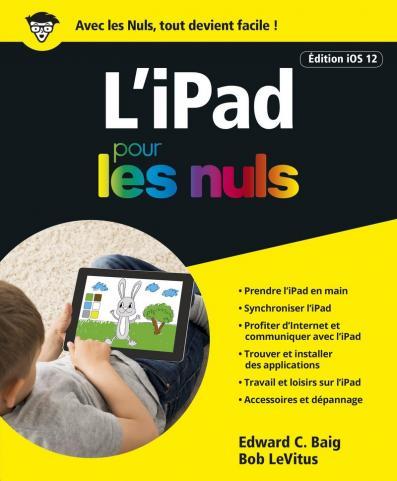 iPad ed iOS 12 pour les Nuls