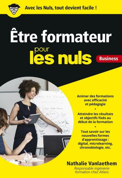 Être formateur pour les Nuls Business