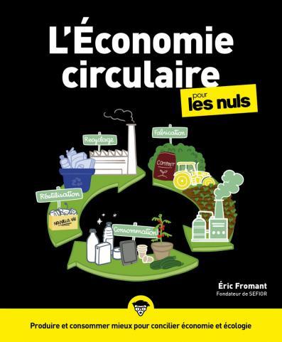 L'Économie circulaire pour les Nuls, grand format