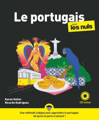Le portugais pour les Nuls, grand format, 3e édition