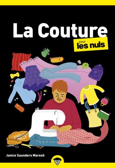La couture pour les Nuls, poche, 2e éd