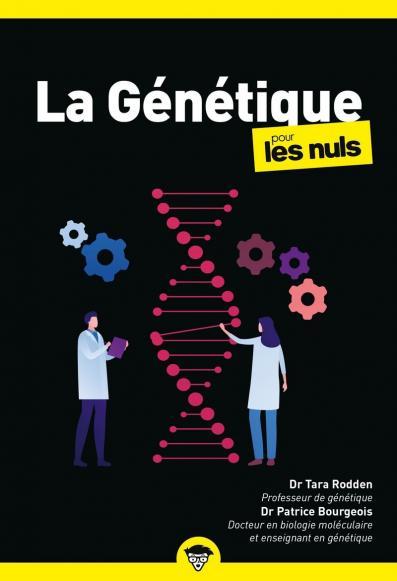 La Génétique pour les Nuls, poche, 2e éd.