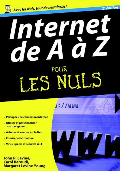 Internet 2e de A à Z Mégapoche Pour les Nuls