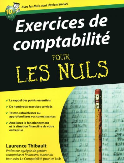 Exercices de comptabilité pour les Nuls