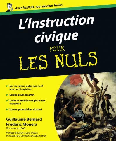 L'Instruction civique Pour les Nuls