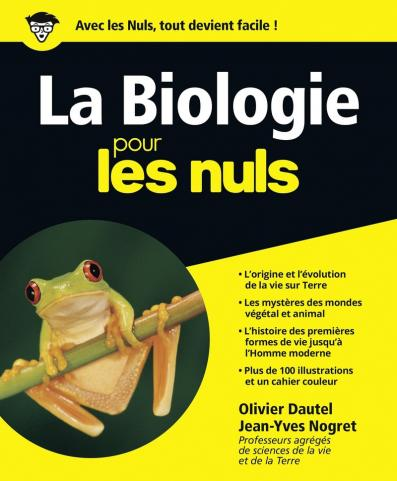 La Biologie pour les Nuls