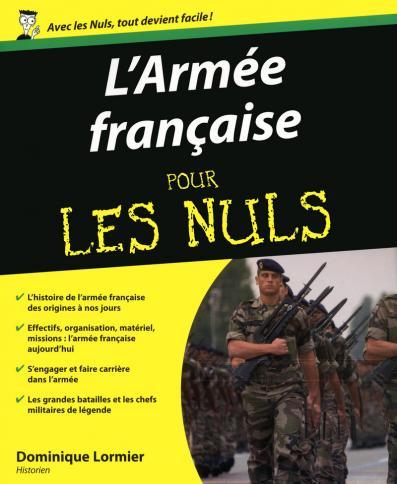 L'Armée française pour les Nuls