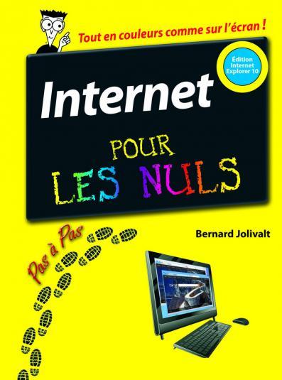 Internet 2e Pas à pas Pour les Nuls