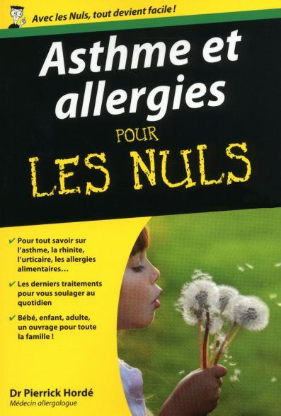 Asthme et allergies Poche pour les Nuls