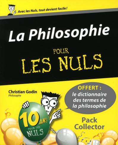 Philosophie ed. collector pour les Nuls