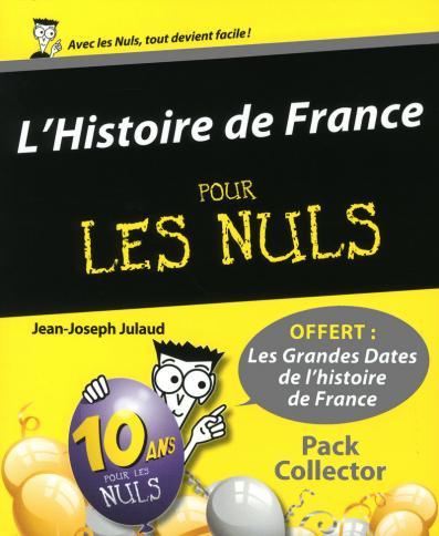 L'Histoire de France pour les Nuls Édition collector
