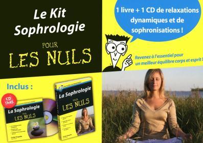 Kit Sophrologie pour les Nuls + CD audio