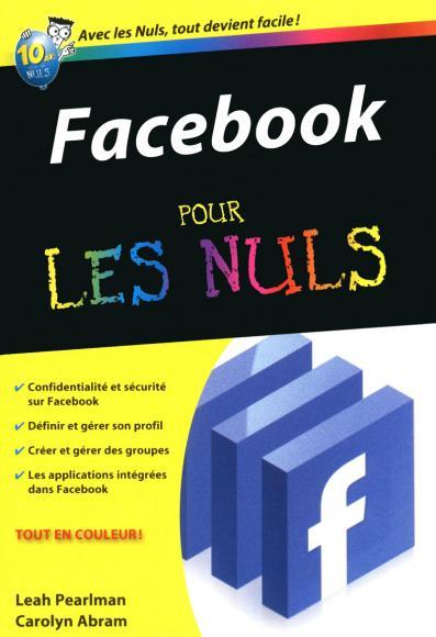 Facebook Poche Pour les Nuls
