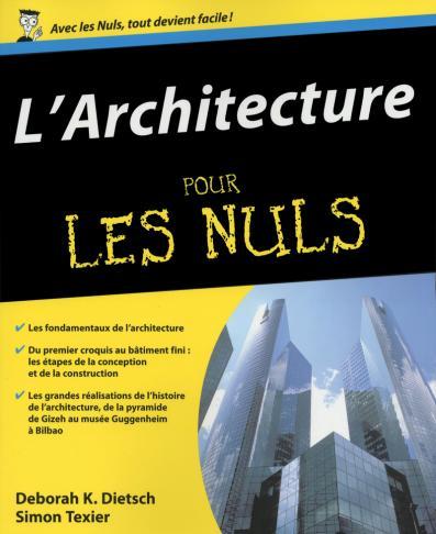 L'Architecture pour les Nuls