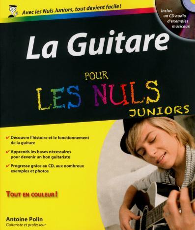 La Guitare pour les Nuls Juniors