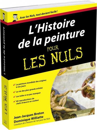 L'Histoire de la peinture Pour les Nuls