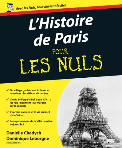Histoire de Paris Pour les Nuls