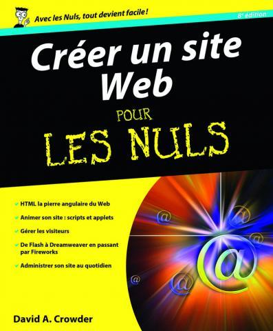 Créer un site Web 8e pour les Nuls