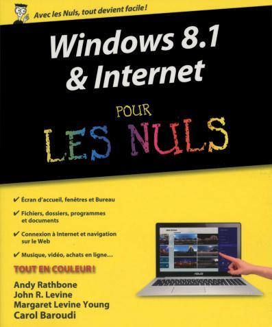 Windows 8.1 et Internet pour les Nuls