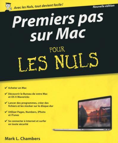 Premiers pas sur Mac Pour les Nuls