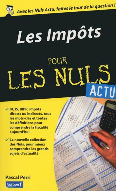 Les impôts Pour les Nuls