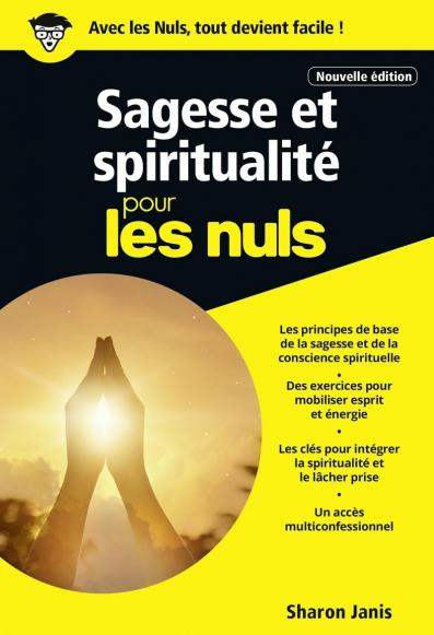 Sagesse et spiritualité pour les Nuls poche, 2e édition