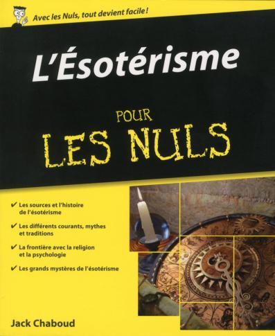 L'Esotérisme pour les Nuls