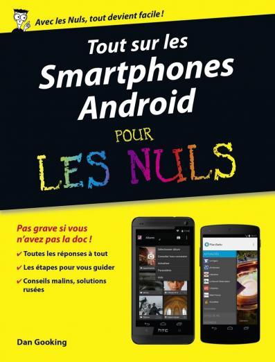 Tout sur mon Smartphone Android pour les Nuls